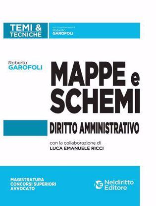 Immagine di Mappe e Schemi - Diritto Amministrativo