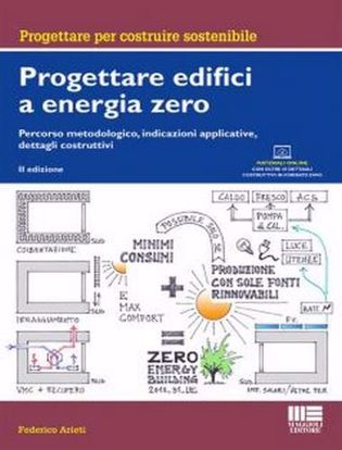 Immagine di Progettare edifici a energia zero. Con espansioni online
