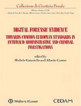 Immagine di Digital forensic evidence. Towards common european standards in antifraud administrative and criminal investigation