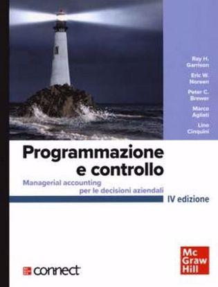Immagine di Programmazione e controllo. Managerial accounting per le decisioni aziendali+connect