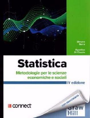 Immagine di Statistica: metodologie per le scienze economiche e sociali. Con Connect. Con espansione online