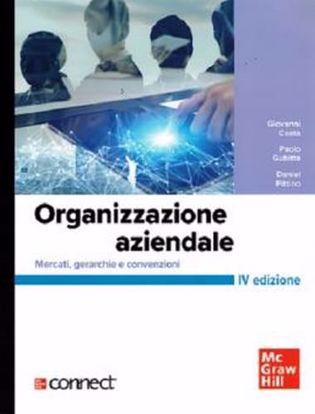 Immagine di Organizzazione aziendale. Mercati, gerarchie e convenzioni+connect