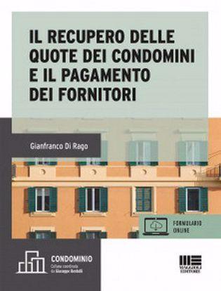 Immagine di Il recupero delle quote dei condomini e il pagamento dei fornitori