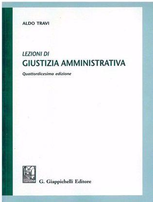 Immagine di Lezioni di giustizia amministrativa