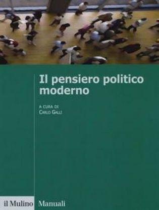 Immagine di Il pensiero politico moderno