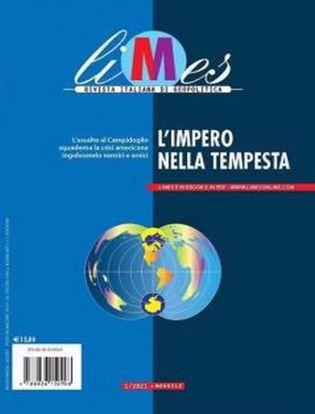 Immagine di Limes. Rivista italiana di geopolitica (2021). Vol. 1: L' impero nella tempesta