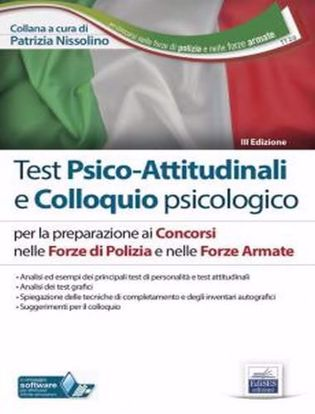 Immagine di TT2. Test psico-attitudinali e colloquio psicologico. Concorsi nelle Forze di Polizia e nelle Forze Armate. Con software di simulazione