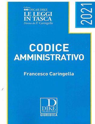 Immagine di Codice amministrativo pocket 2021 Gennaio 2021