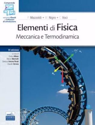Immagine di Elementi di fisica vol.1 Meccanica e termodinamica