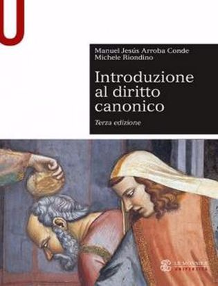 Immagine di Introduzione al diritto canonico