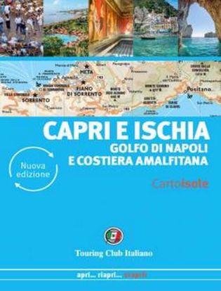 Immagine di Cartoisole Capri e Ischia. Golfo di Napoli e Costiera amalfitana. Nuova ediz.