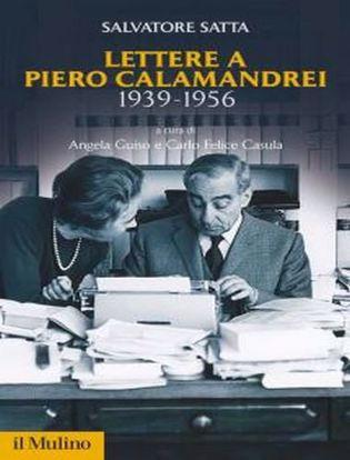 Immagine di Lettere a Piero Calamandrei 1939-1956