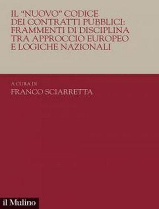 Immagine di Il «nuovo». Codice dei contratti pubblici: frammenti di disciplina tra approccio europeo e logiche nazionali