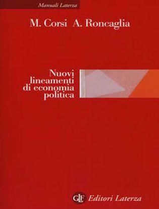 Immagine di Nuovi lineamenti di economia politica