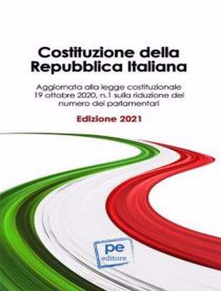 Immagine di Costituzione della Repubblica Italiana