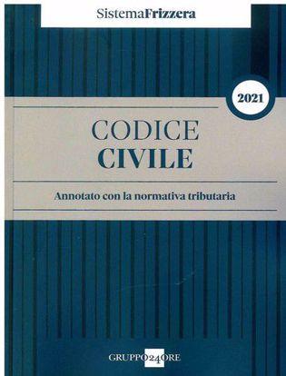Immagine di Codice civile. Annotato con la normativa tributaria