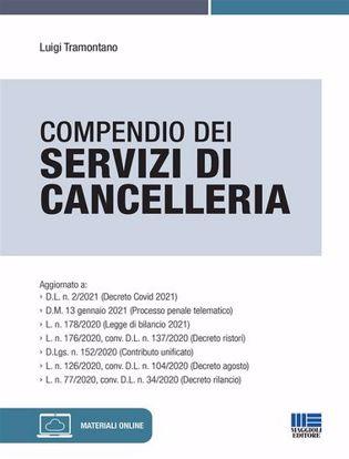 Immagine di Compendio dei servizi di cancelleria. Con espansione online