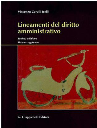 Immagine di Lineamenti di diritto amministrativo