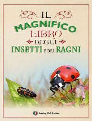 Immagine di Il magnifico libro degli insetti e dei ragni. Ediz. a colori