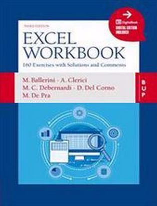 Immagine di Excel workbook. 155 exercises with solutions and comments