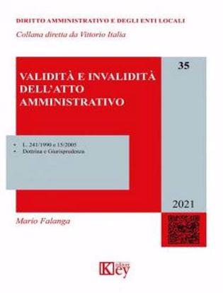 Immagine di Validità e invalidità dell'atto amministrativo