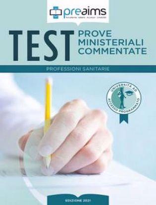 Immagine di Preaims. Prove ministeriali commentate. Test professioni sanitarie