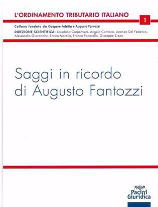 Immagine di Saggi in ricordo di Augusto Fantozzi