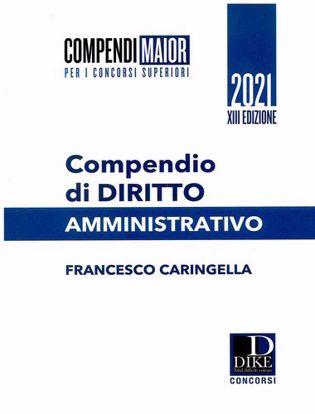 Immagine di Compendio di diritto amministrativo 2021 - Maior