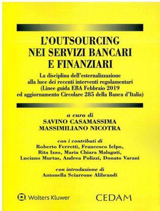 Immagine di Outsourcing e servizi bancari