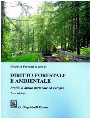 Immagine di Diritto forestale e ambientale. Profili di diritto nazionale ed europeo