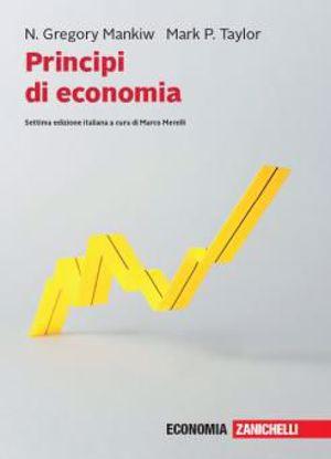 Immagine di Principi di economia. Con e-book