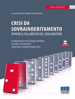 Immagine di Crisi da sovraindebitamento. Con CD-ROM