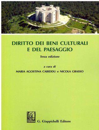 Immagine di Diritto dei beni culturali e del paesaggio
