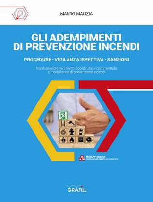 Immagine di Gli adempimenti di prevenzione incendi. Con app