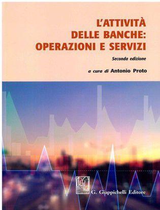 Immagine di L' attività delle banche: operazioni e servizi