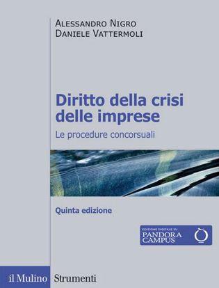 Immagine di Diritto della crisi delle imprese. Le procedure concorsuali
