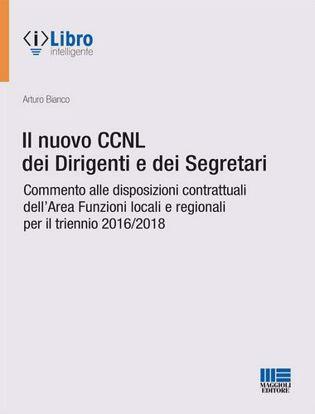 Immagine di Il nuovo CCNL dei dirigenti e dei segretari