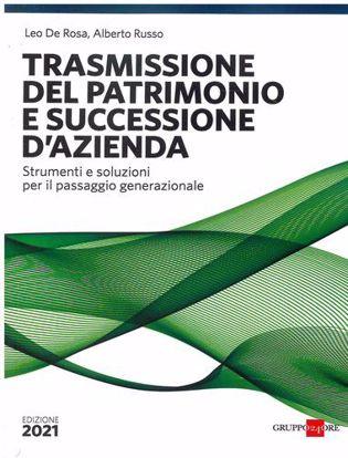 Immagine di La trasmissione del patrimonio e successione d'azienda