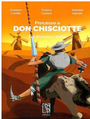 Immagine di Processo a Don Chisciotte. Tra finzione e follia