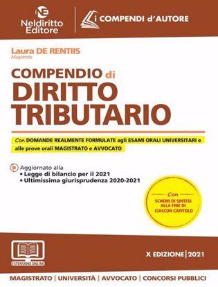 Immagine di Compendio di diritto tributario