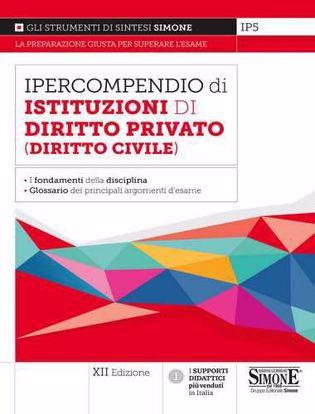 Immagine di Ipercompendio diritto civile