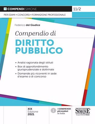 Immagine di Compendio di diritto pubblico