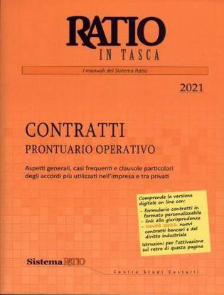 Immagine di Sistema Ratio. Contratti. Prontuario operativo 2021