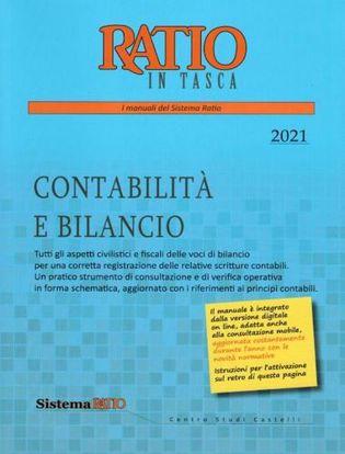 Immagine di Sistema Ratio. Contabilità e bilancio 2021