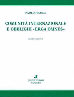 Immagine di Comunità internazionale e obblighi «erga omnes»