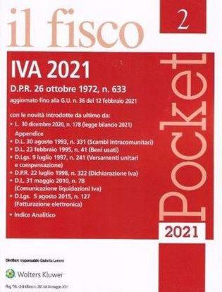 Immagine di Iva 2021 Pocket