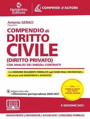 Immagine di Compendio di diritto civile