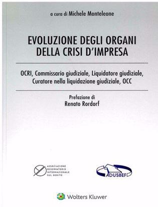 Immagine di Evoluzione degli organi della crisi d'impresa. OCRI, commissario giudiziale, liquidatore giudiziale, curatore nella liquidazione giudiziale, OCC