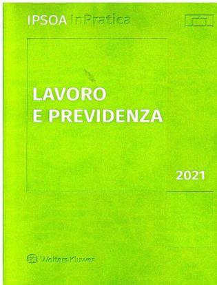 Immagine di Lavoro e previdenza 2021