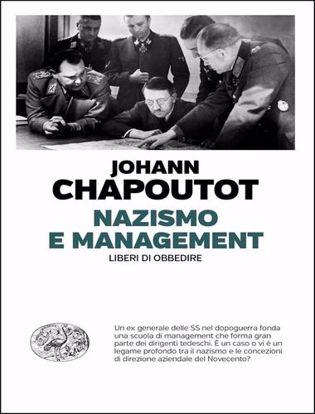 Immagine di Nazismo e management. Liberi di obbedire
